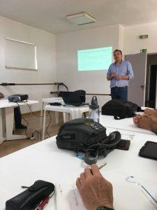 APCA - Eng. Rui Martins - Workshop sobre manutenção e conservação de armas