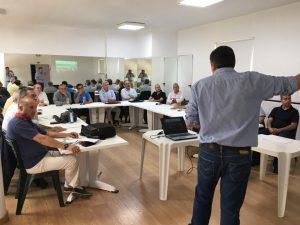 APCA - Workshop sobre manutenção e conservação de armas